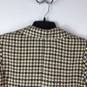 Mossimo Supply Co. Jackets & Coats - Mossimo Women's Blazer Size Jacket S Houndstooth